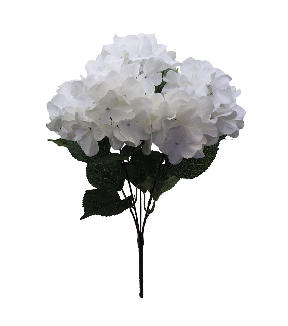 Blooming Holiday Christmas Water Resistant Hydrangea Bush-White