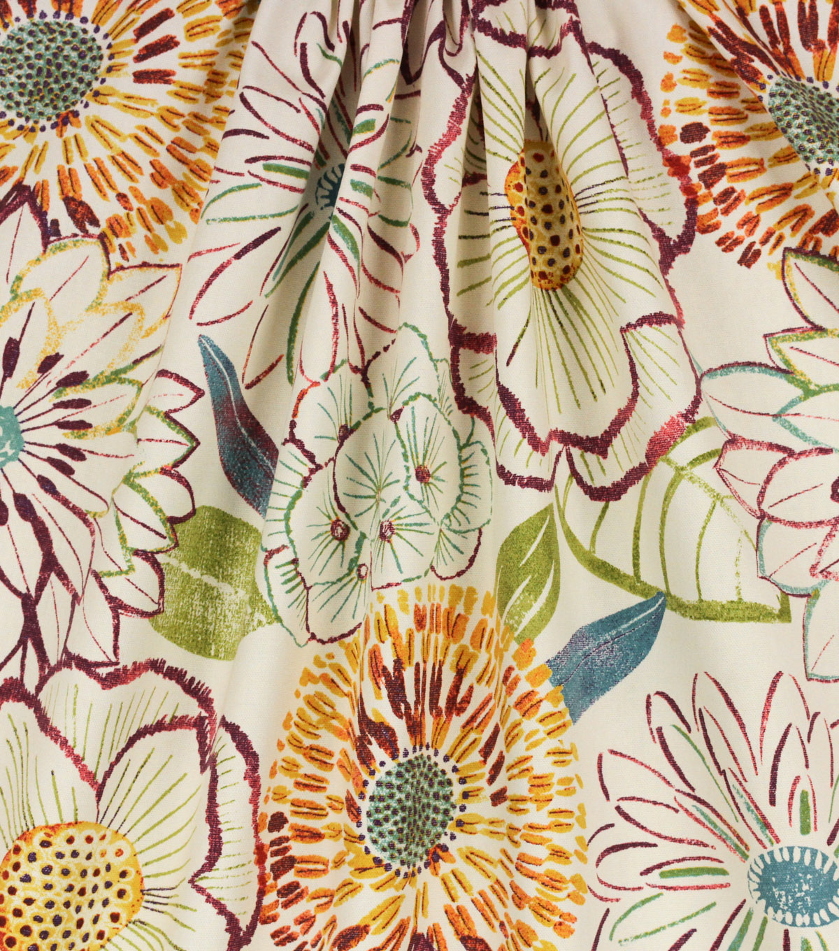 Home Essentials Lightweight Decor Fabric 45\u0027\u0027-Sunset Laurent
