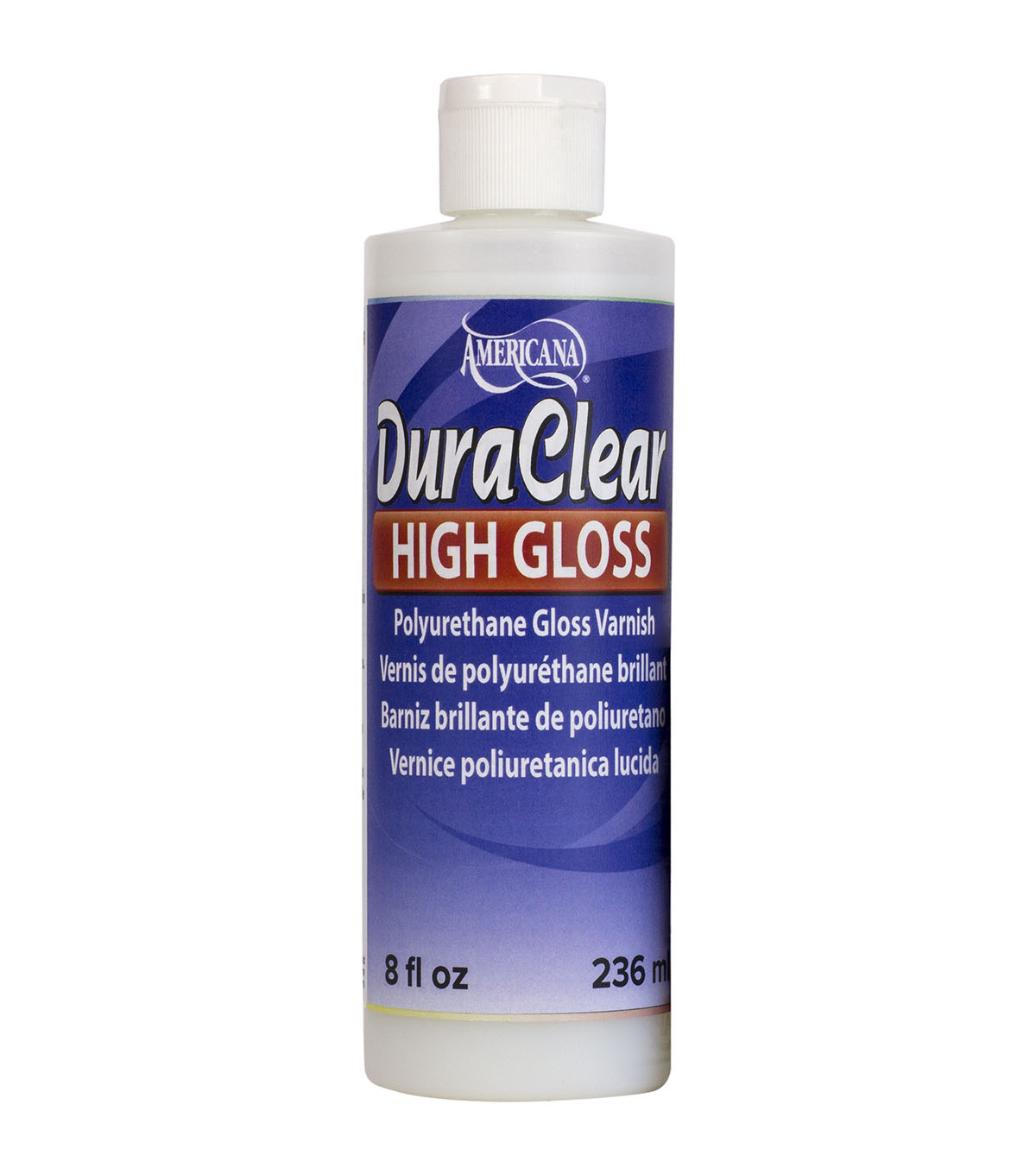 DecoArt Americana DuraClear 8 fl. oz. High Gloss Varnish