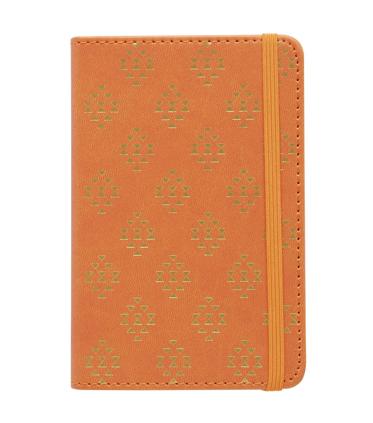 Park Lane Small Journal-Orange Print