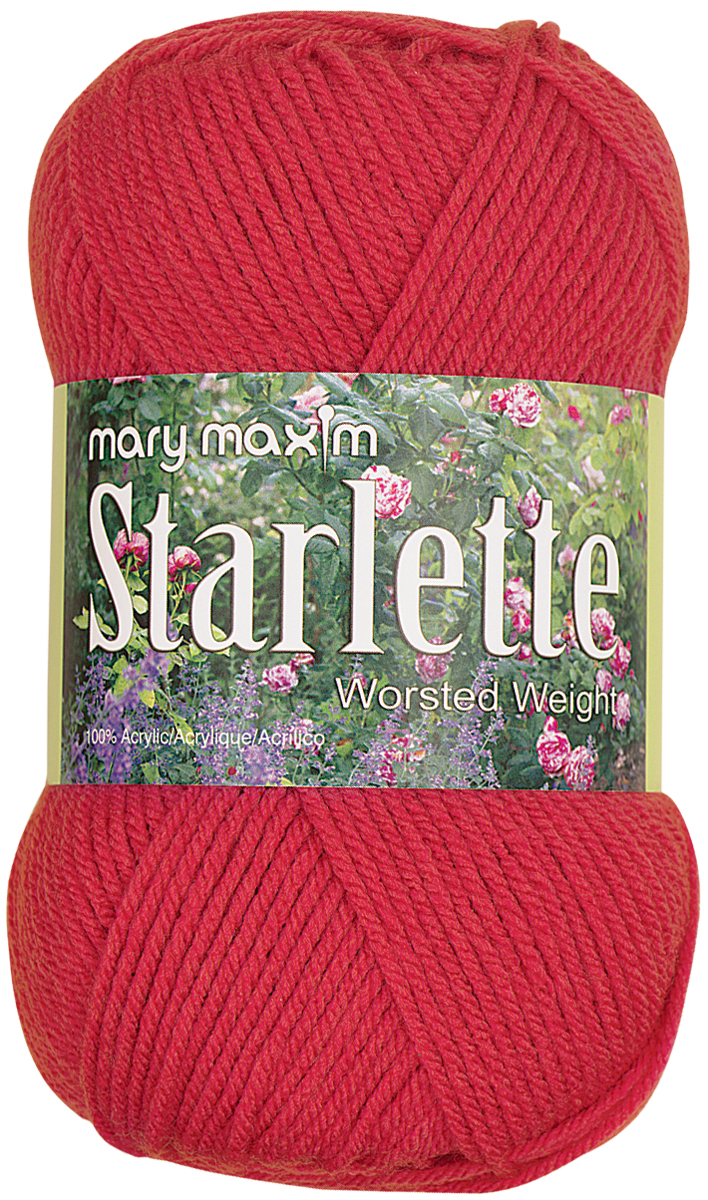 Mary Maxim Starlette Yarn