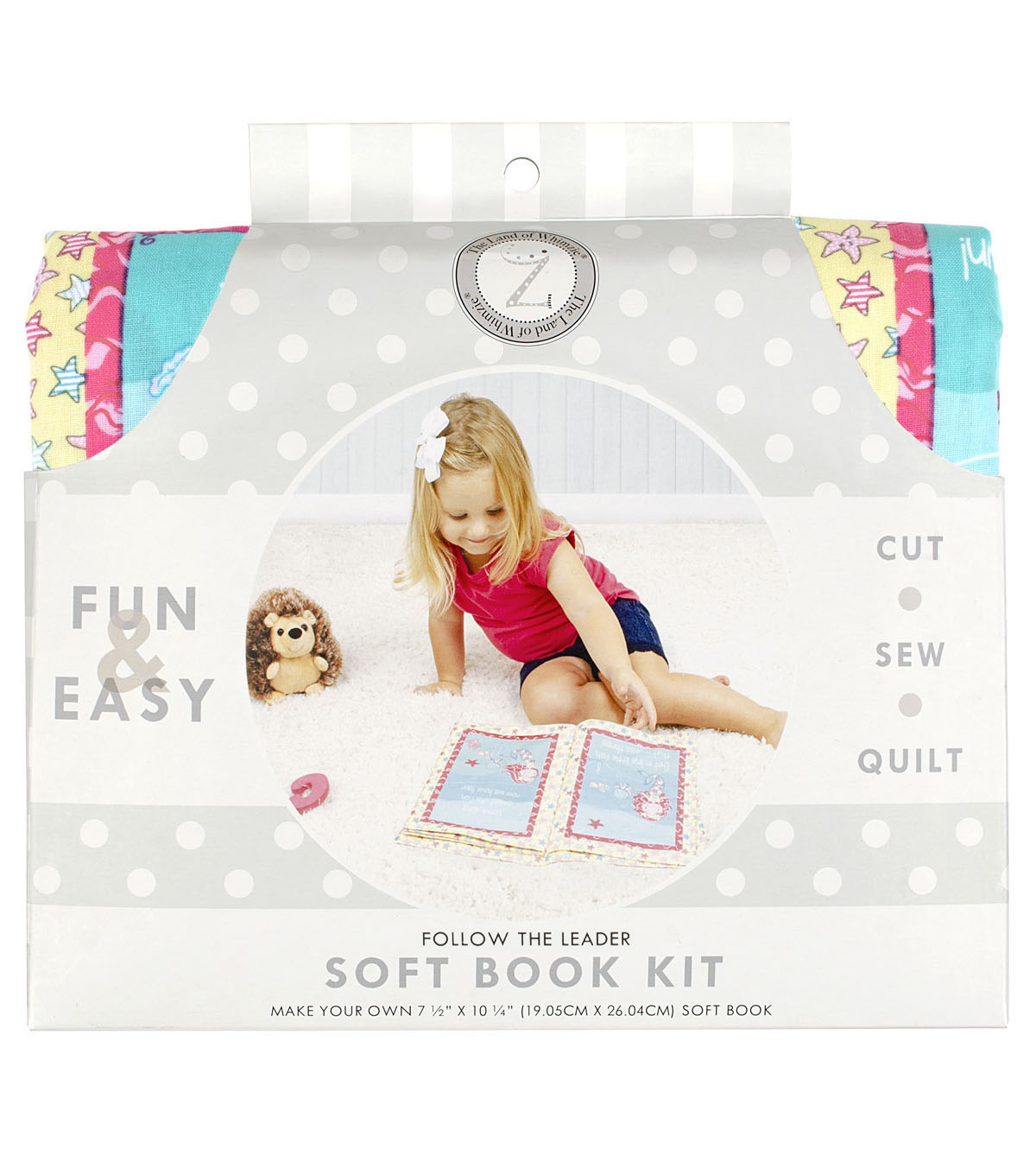 Soft Book Kit-Mermaids