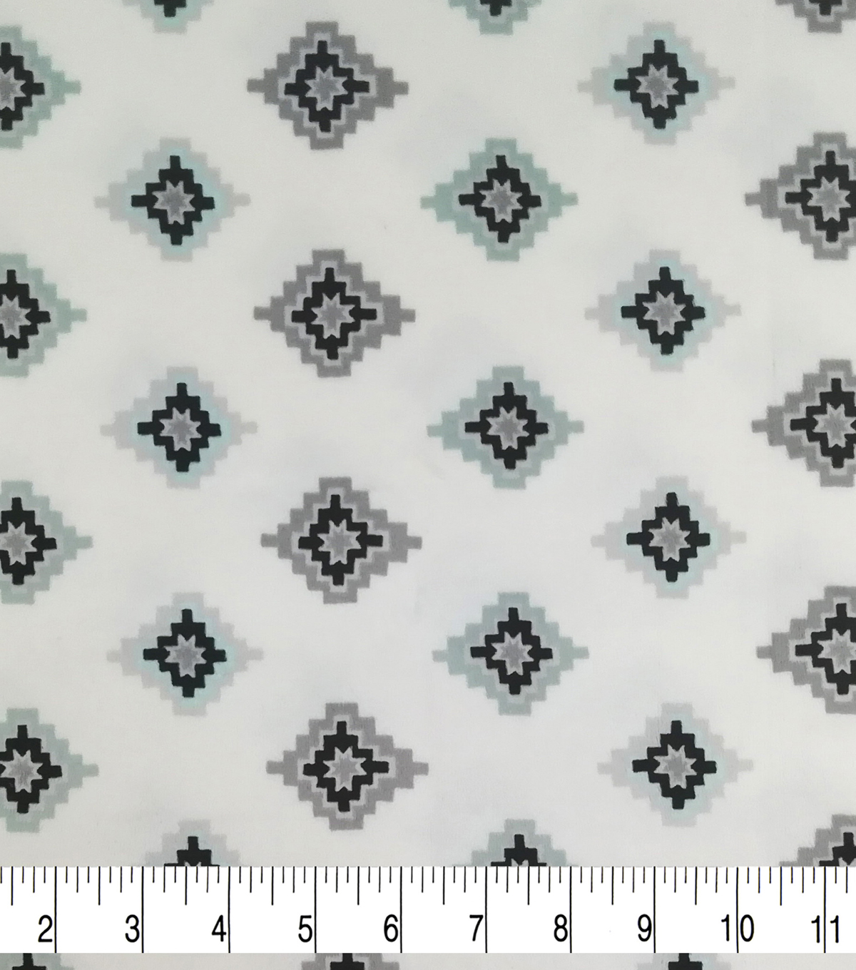 Soft & Comfy Fleece Fabric 59\u0022-Aztec Wilderness