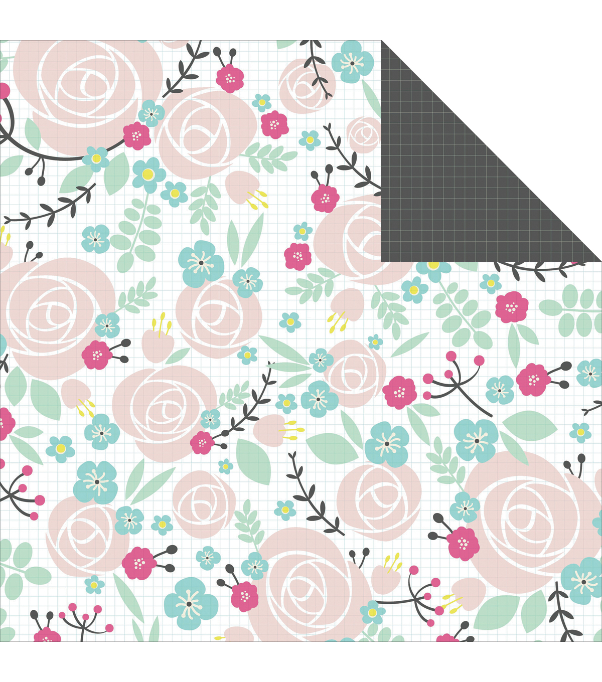 Kaisercraft Happy Snap Click, Click Double-Sided Cardstock