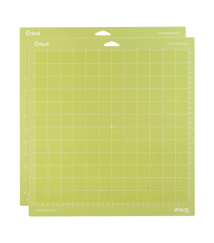 4 Pack Cricut 12x12 Standardgrip Adhesive Cutting Mats