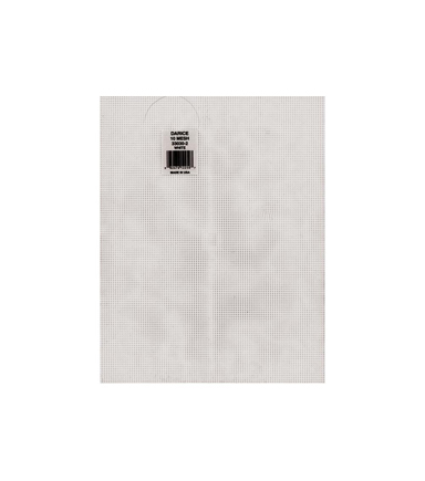Darice 10.5\u0027\u0027x13.5\u0027\u0027 10-count Plastic Canvas-White