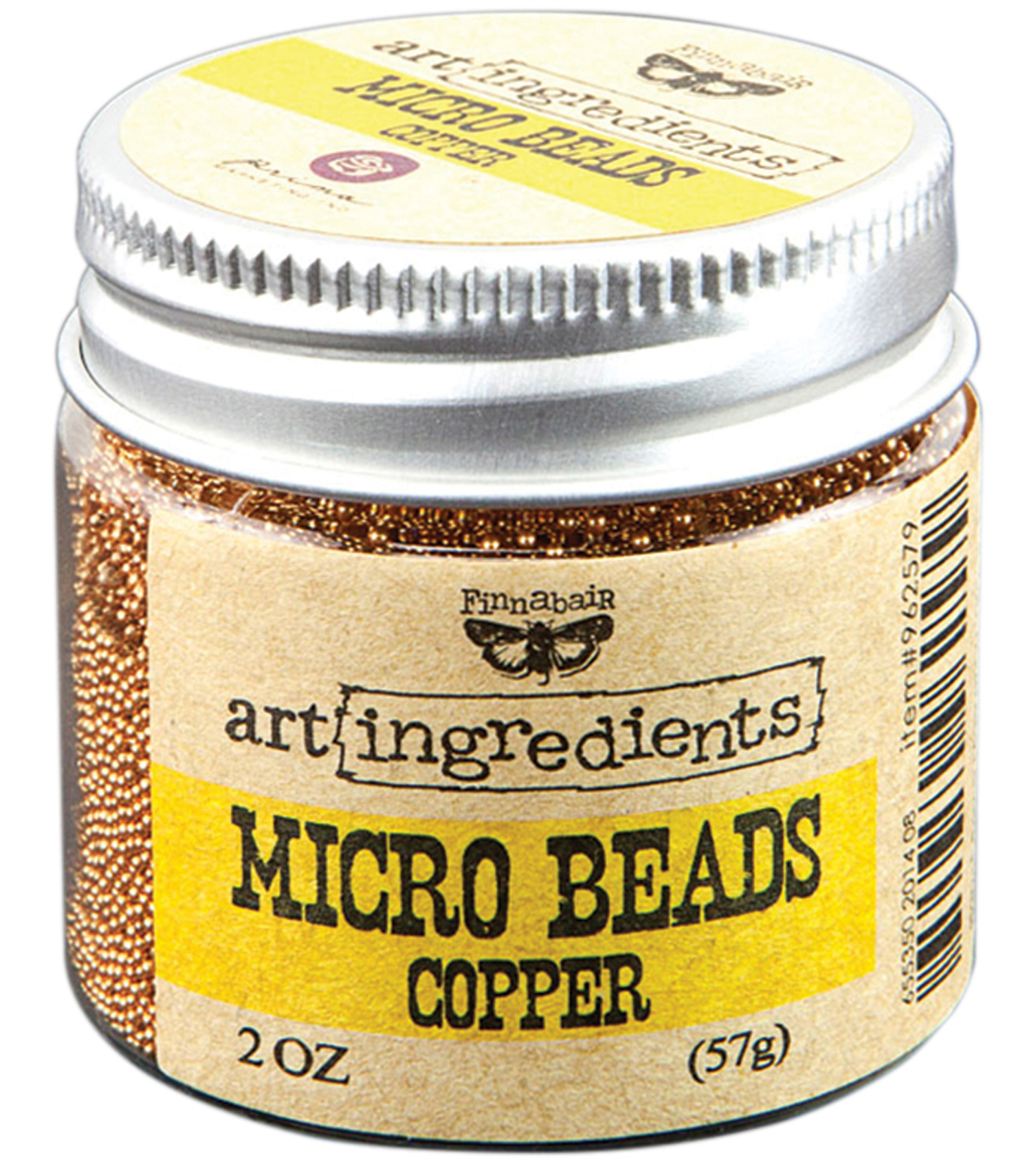 Prima Marketing Art Ingredients Micro Beads 2oz