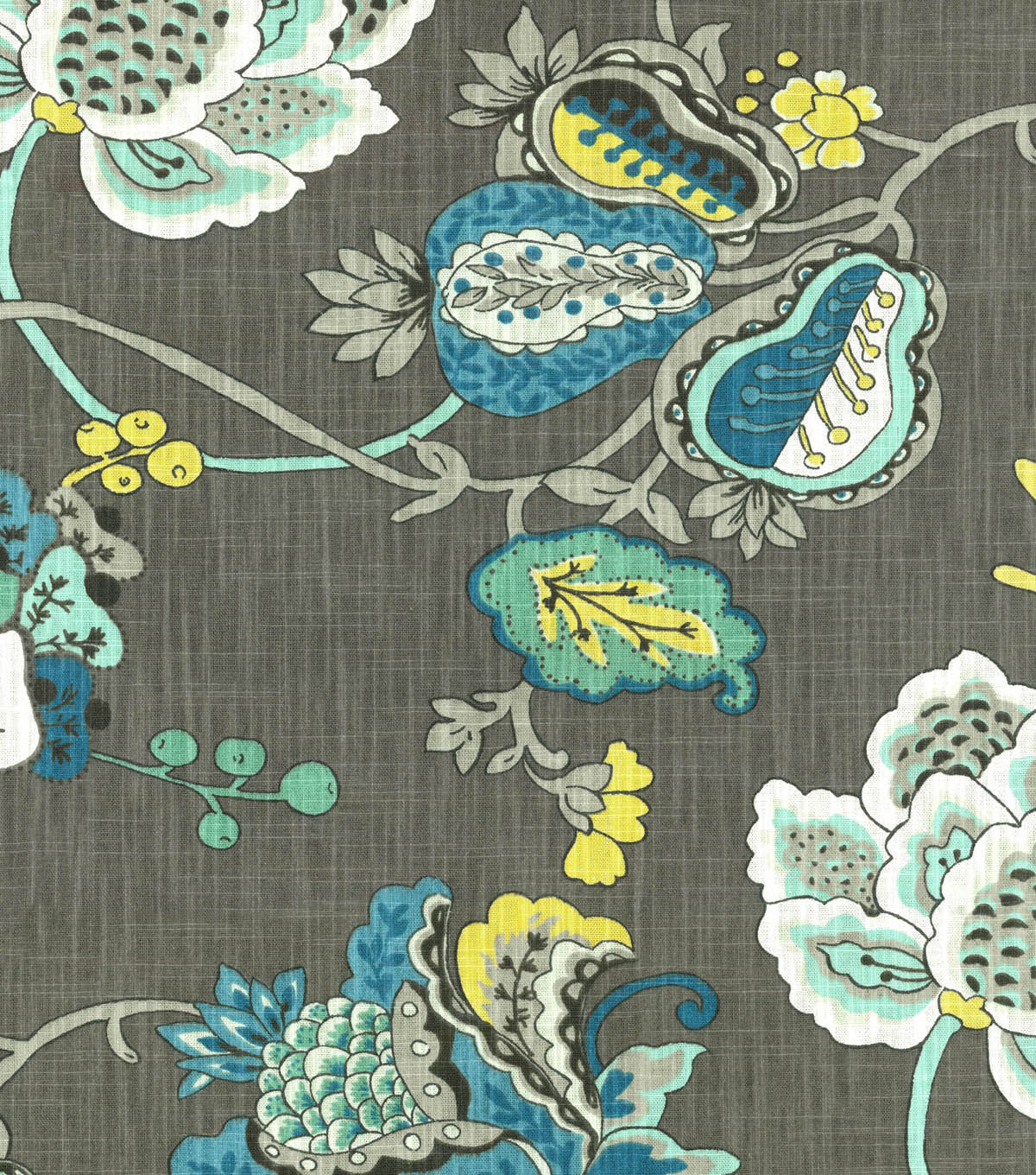 Richloom Studio Multi-Purpose Decor Fabric 54\u0022-Bach Aquamarine