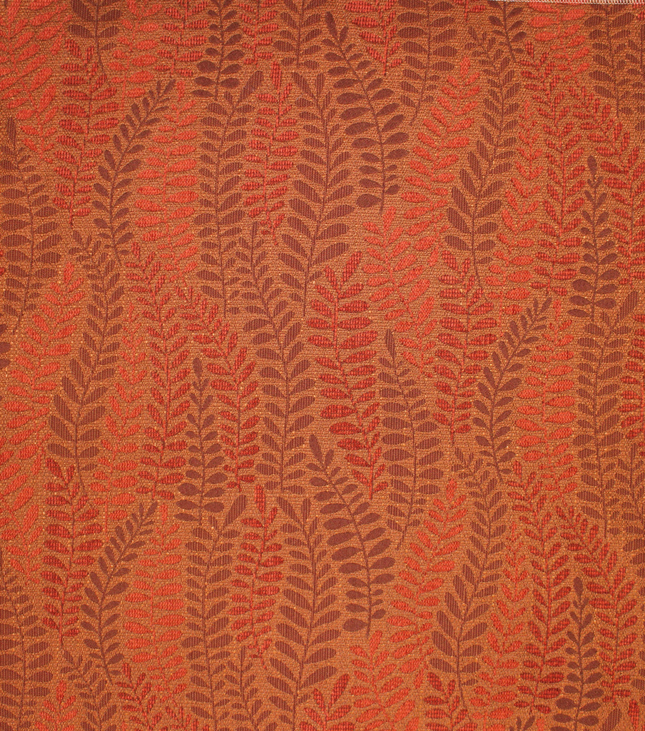 Home Decor 8\u0022x8\u0022 Fabric Swatch-Upholstery Fabric Barrow M8737-5213 Coral