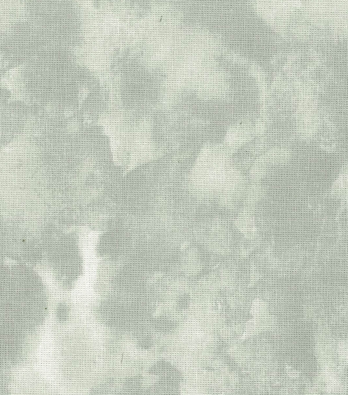 Wide Quilt Fabric 108\u0027\u0027-Gray Watercolor