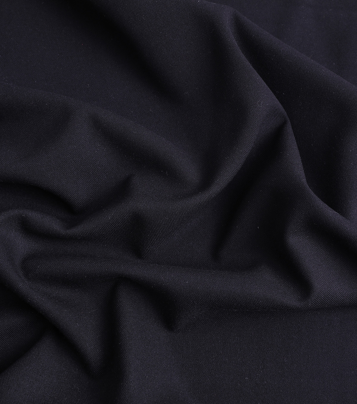 Check It Polyester Rayon Twill Fabric 58\u0022-Black
