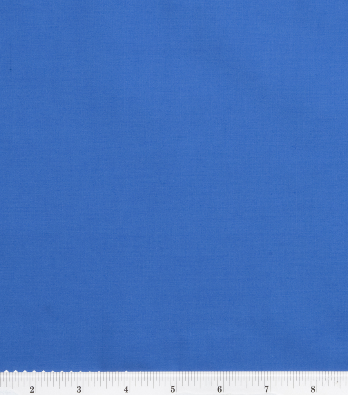 2 Yard Pre-Cut Symphony Broadcloth Fabric Remnant-Light Royal Blue