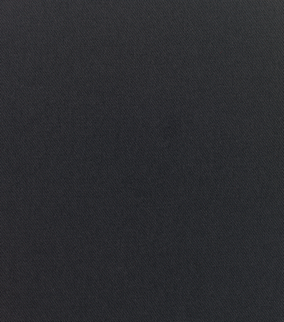 Sunbr Furn Solid Canvas 5471 Raven Swatch
