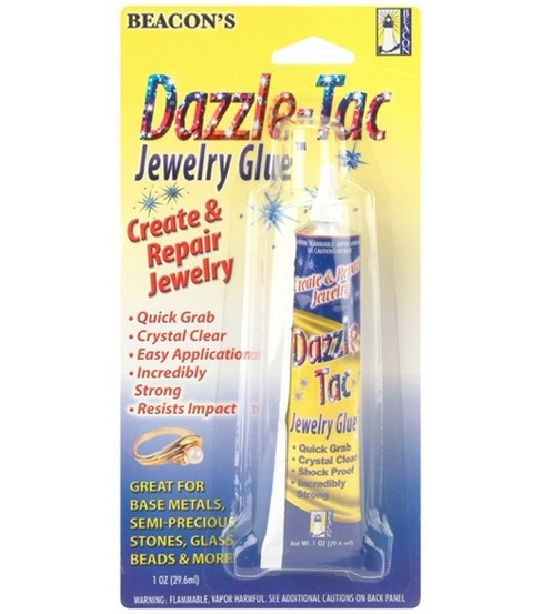 Dazzle Tac Jewelry Glue