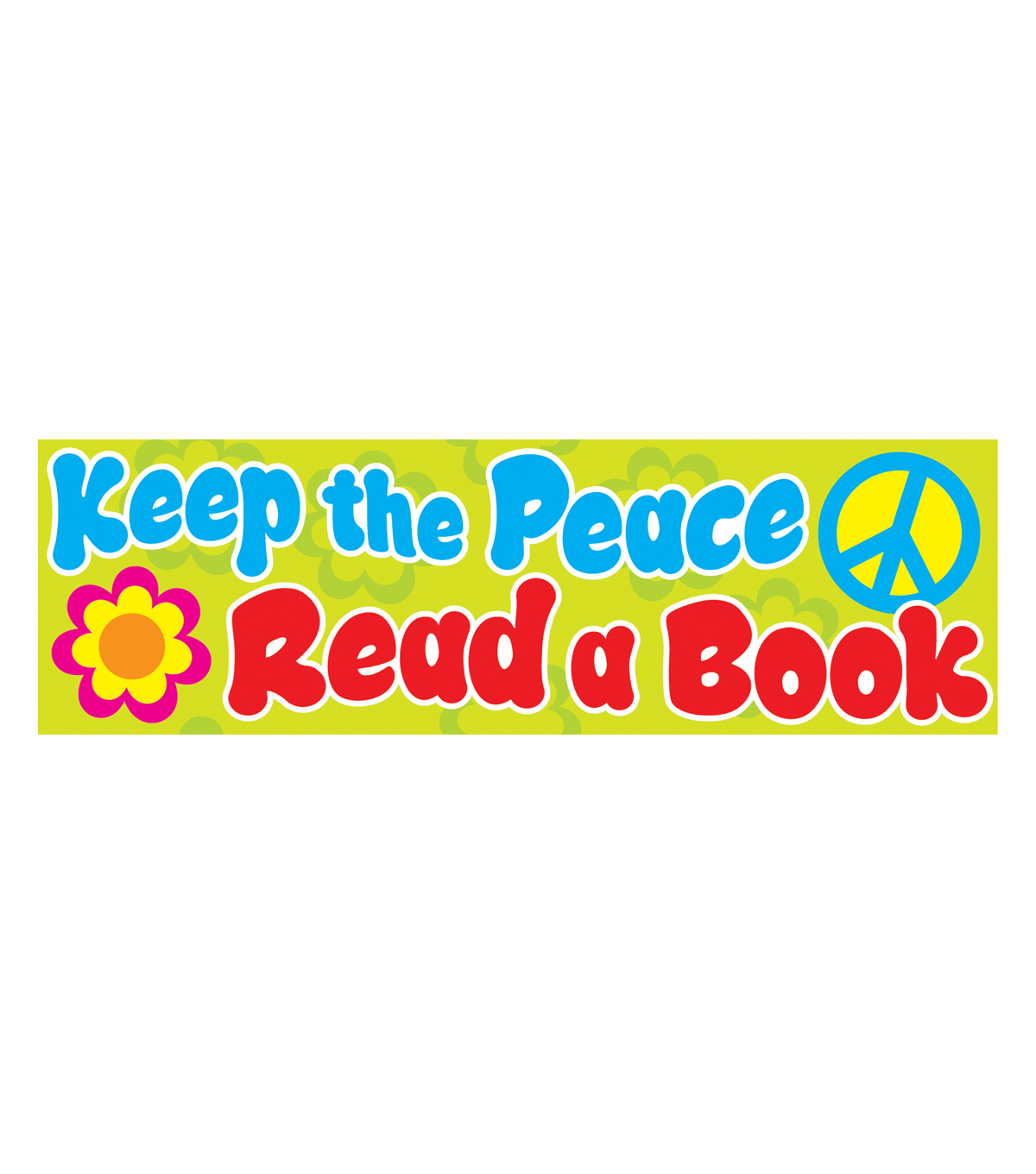 Keep the Peace Bookmarks, 36 Per Pack, 12 Packs