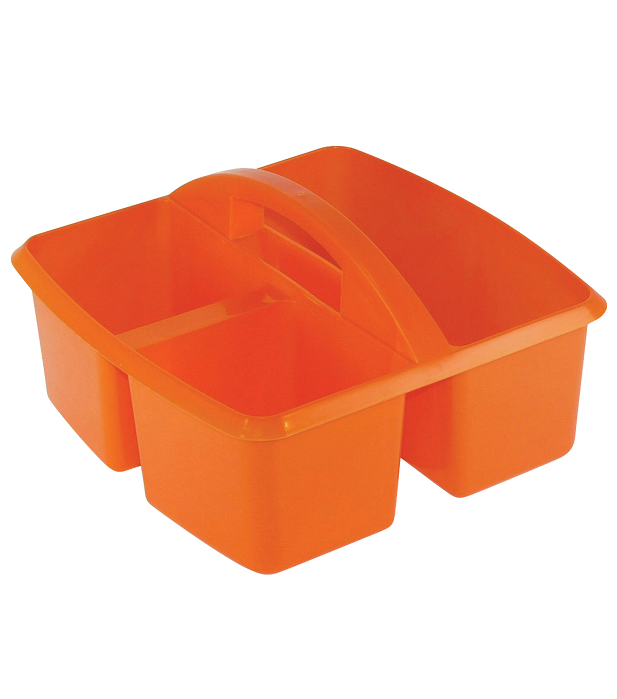 Romanoff Products Small Utility Caddy, Pack of 6, Orange