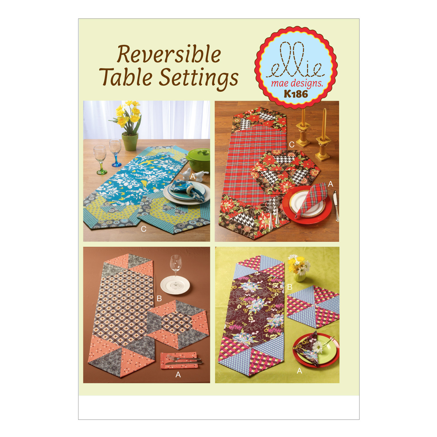 Kwik Sew Crafts Home Accessory-K0186