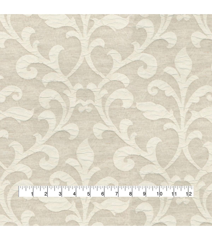 Upholstery Fabric Vintage Vine Linen