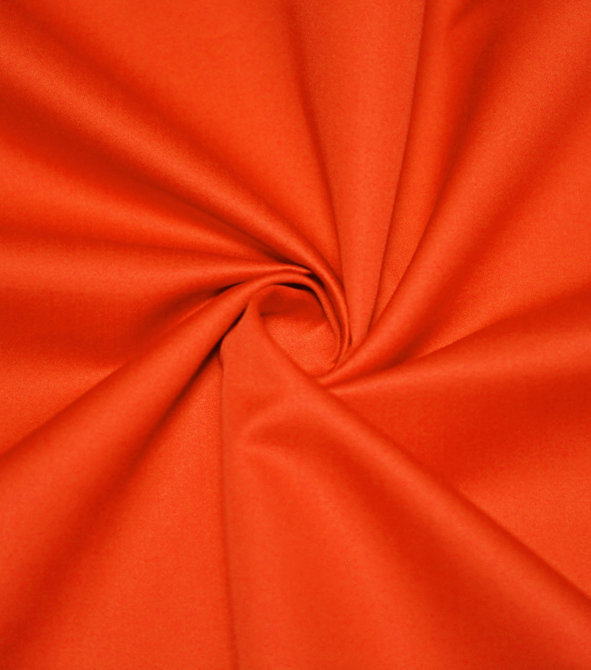 Supima Sateen Cotton Fabric-Solids, Coral