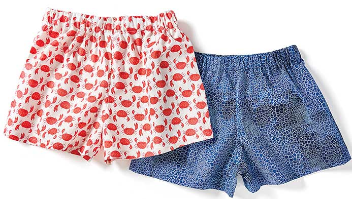 Kids Sew Simple Summer Shorts