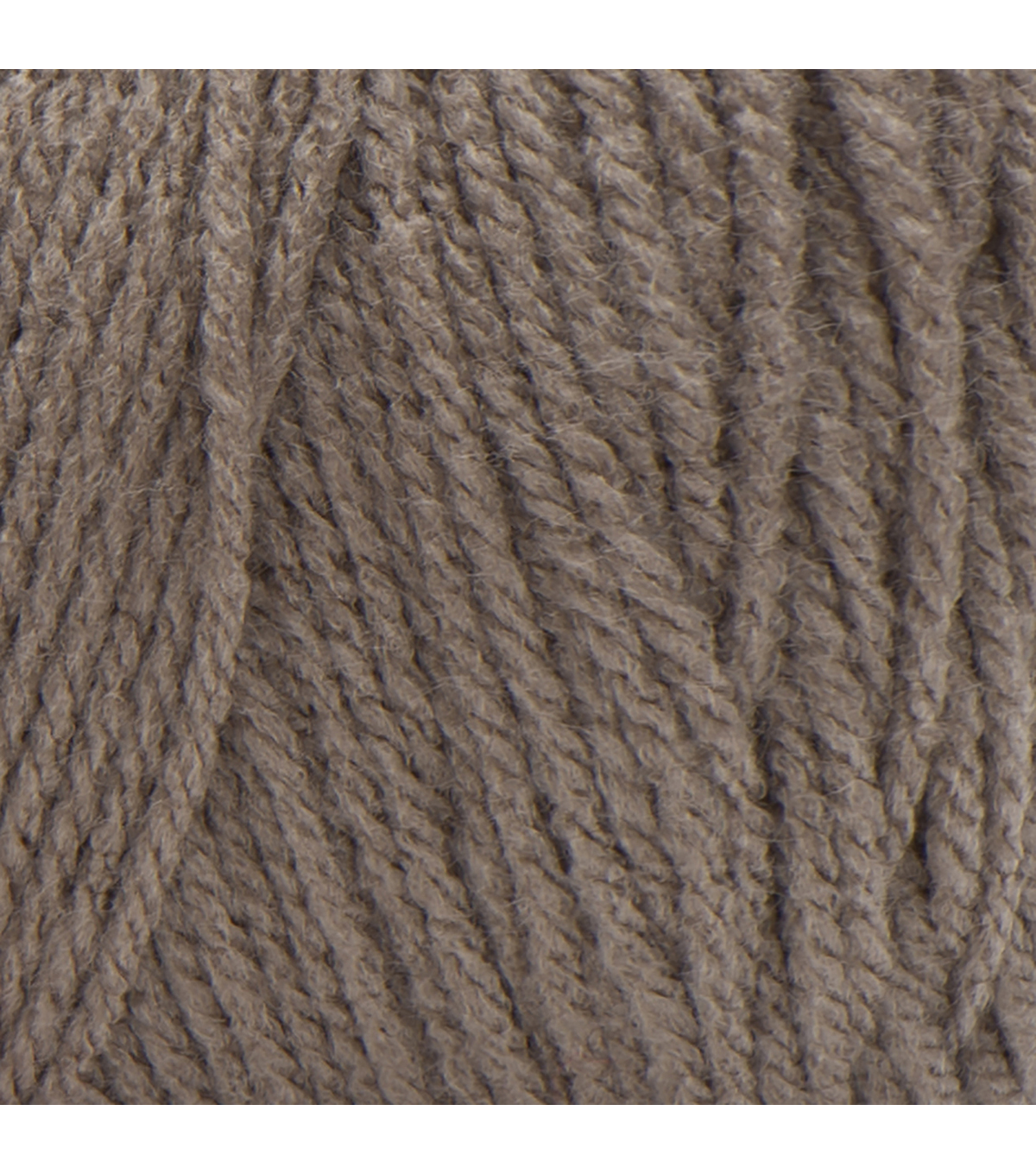 Red Heart With Love Yarn, Taupe