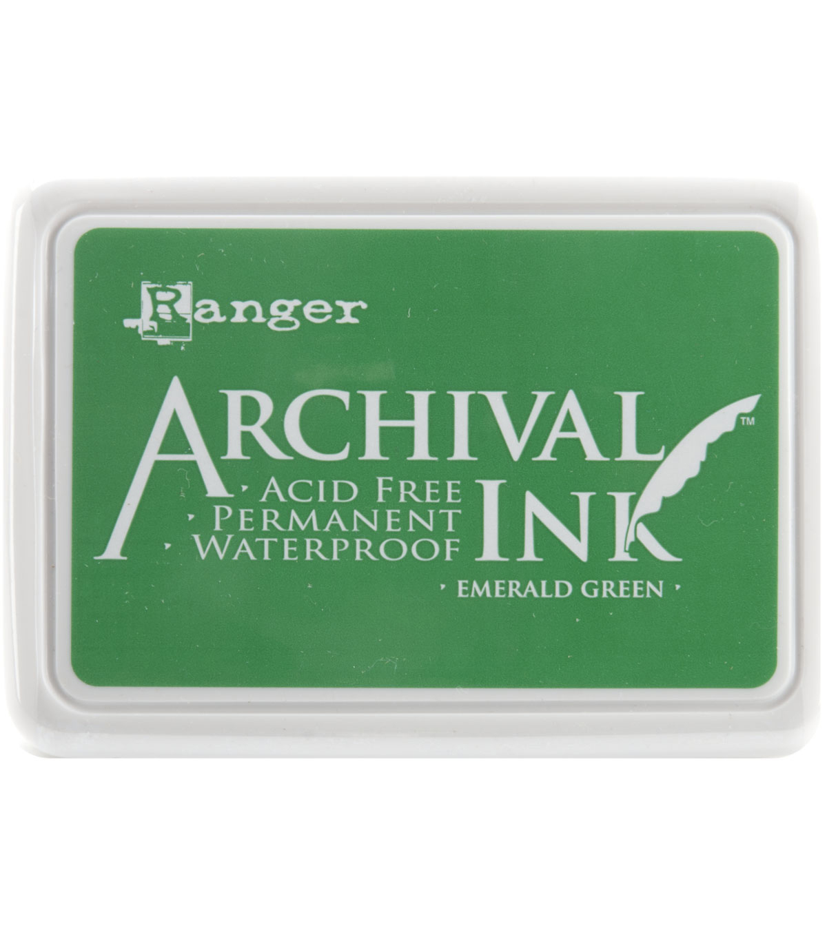 Archival Inkpad, Emerald Green