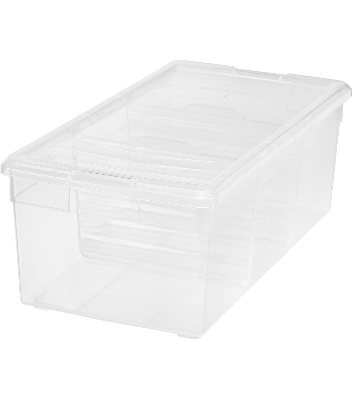 Beau Iris CD/Media Divided Storage Box