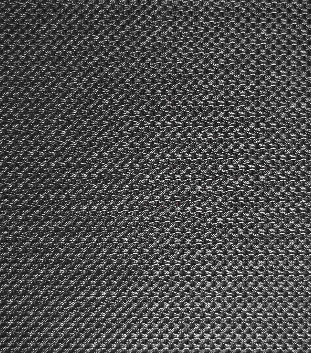 Performance Poly Spandex Mesh Fabric-Black