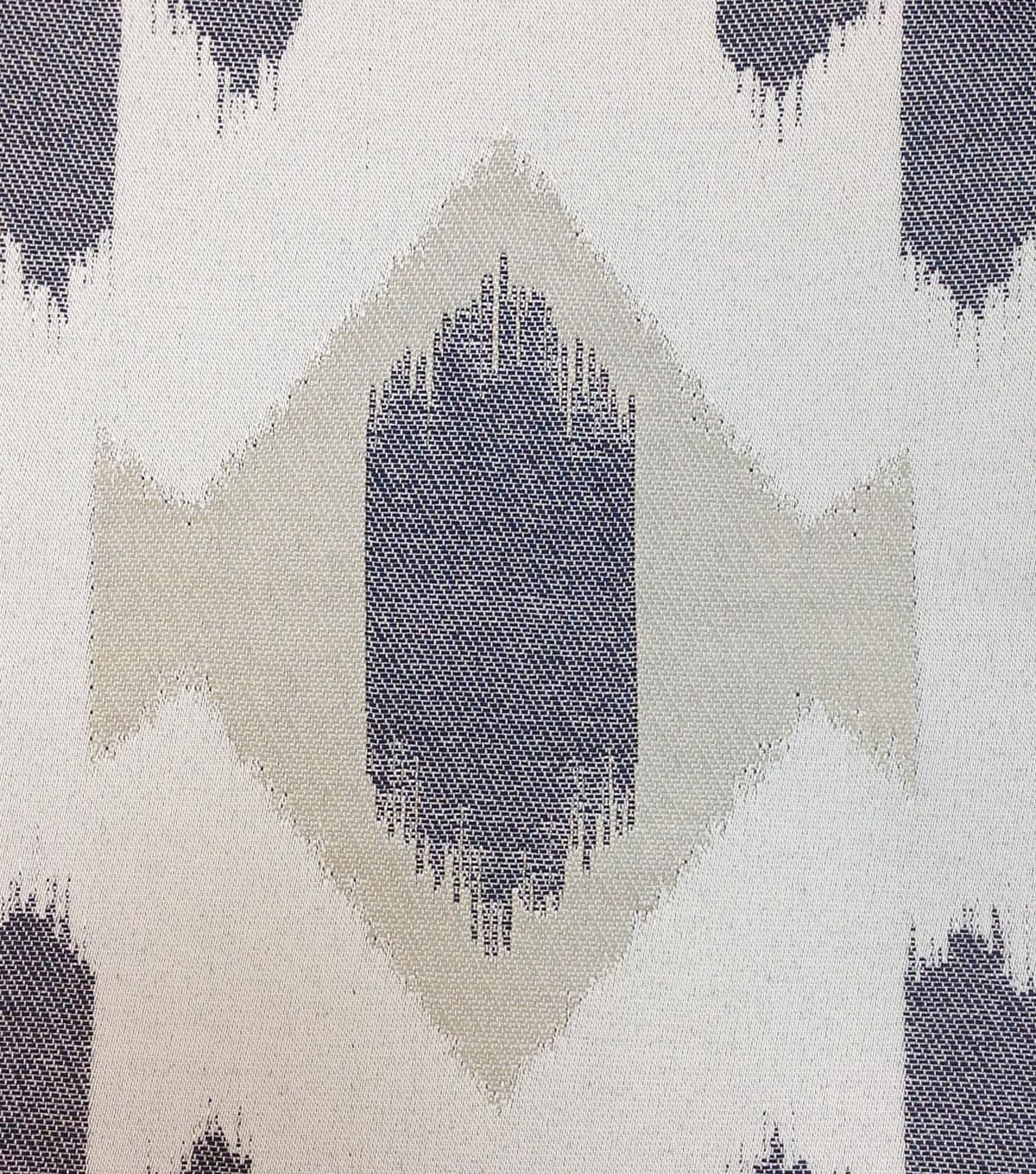 Outdoor Fabric-Aztec Navy