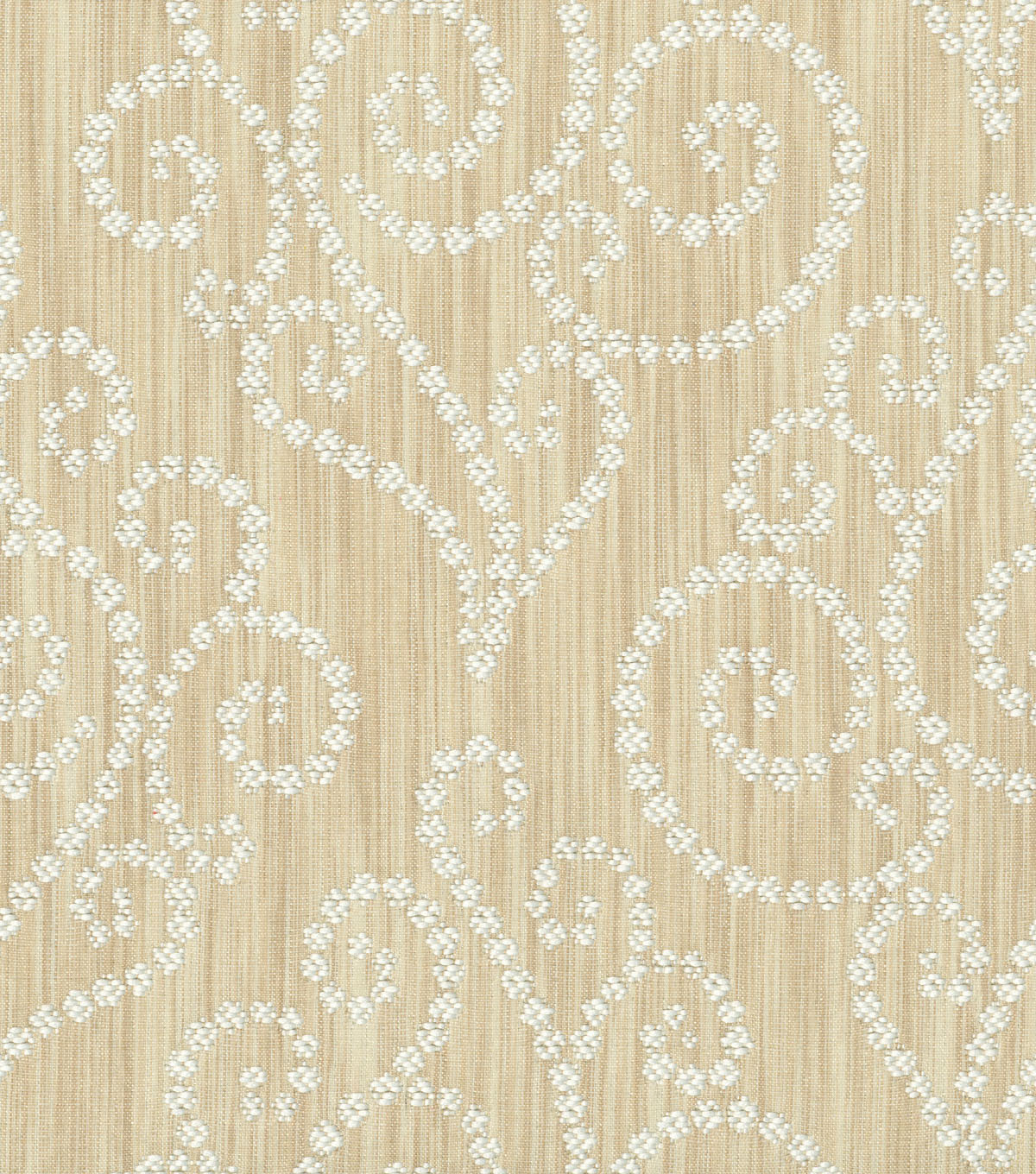 Home Decor 8\u0022x8\u0022 Fabric Swatch-Waverly Synergy Parchment