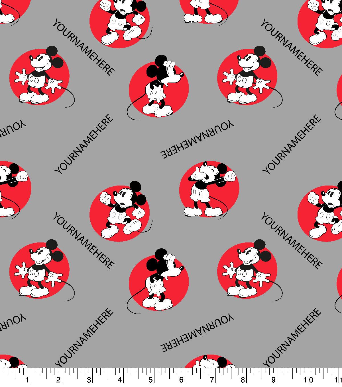 36c88adb663 Disney Mickey Mouse Print Fabric by Springs Creative-Badge Toss | JOANN