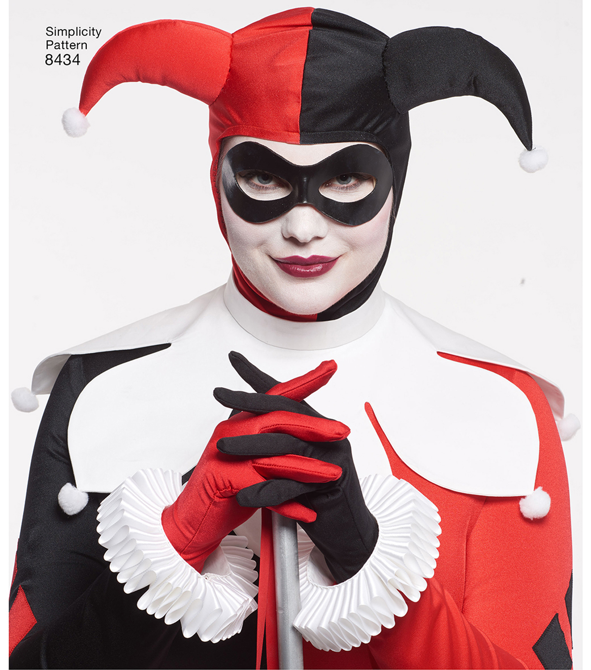Harley Quinn Pattern Awesome Design Ideas