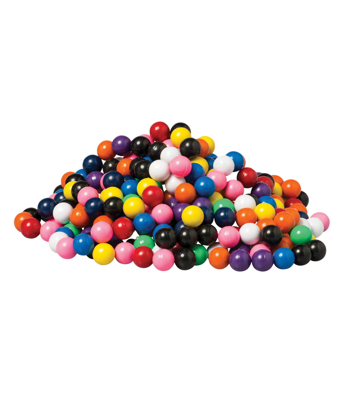 Solid-Colored Magnet Marbles (100 Count)
