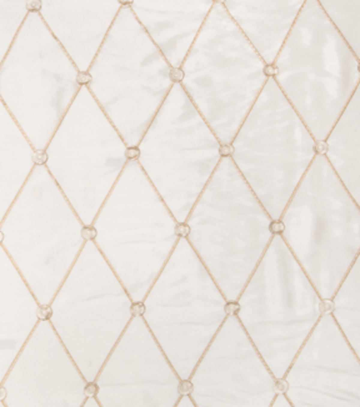 Home Decor 8\u0022x8\u0022 Fabric Swatch-Print Fabric Eaton Square Beach Road Cream