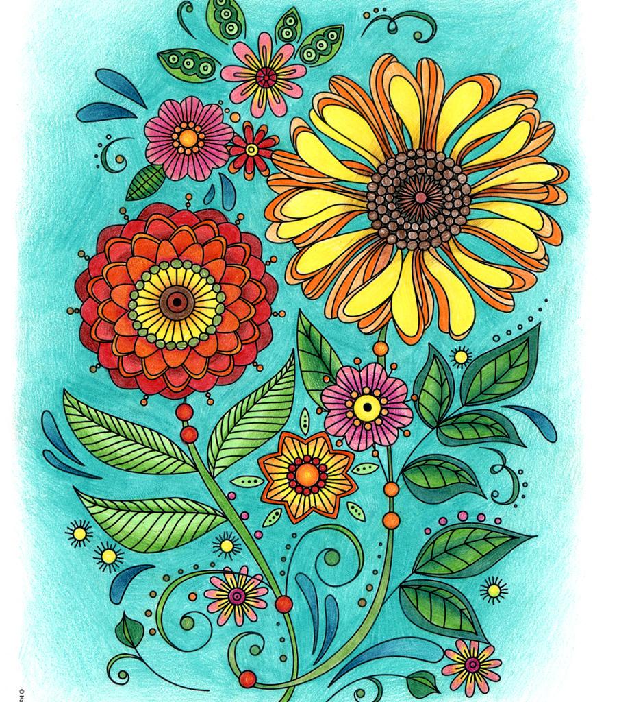 Crayola Elegant Escapes Coloring Book | JOANN