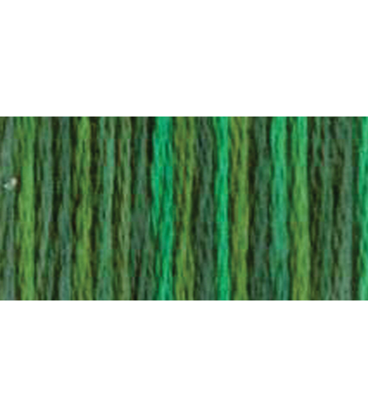 DMC Pearl Cotton Variation Thread 27 Yds Size 5, Emerald Isle