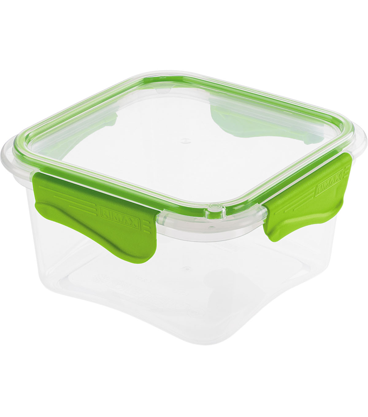 Food Storage Container Clear U0026 Lime