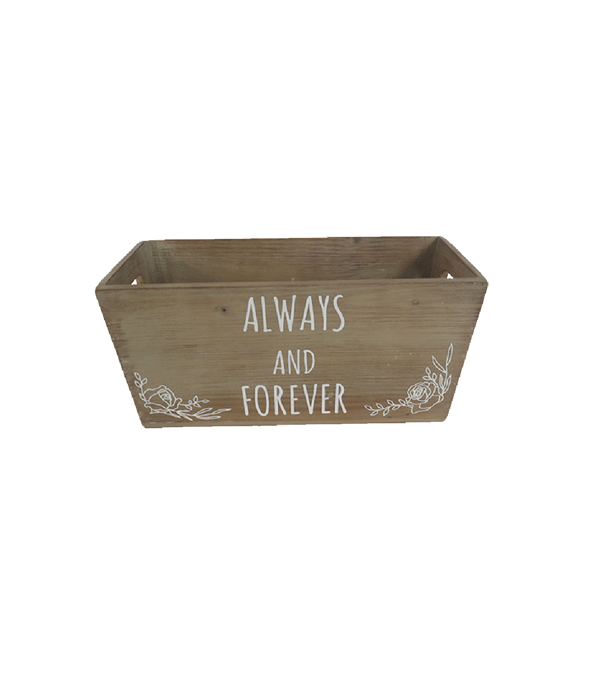 Save the Date Always And Forever Crate