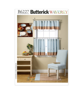 Butterick Crafts Home Accessory-B6227