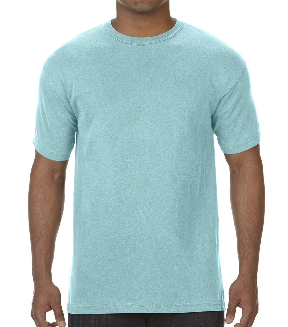 Gildan Adult Comfort Colors T-shirt Medium-Chalky Mint, Chalky Mint
