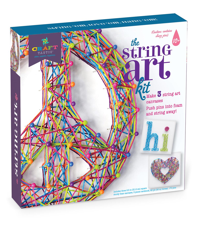 d83ab67e3 Craft-Tastic String Art Kit | JOANN