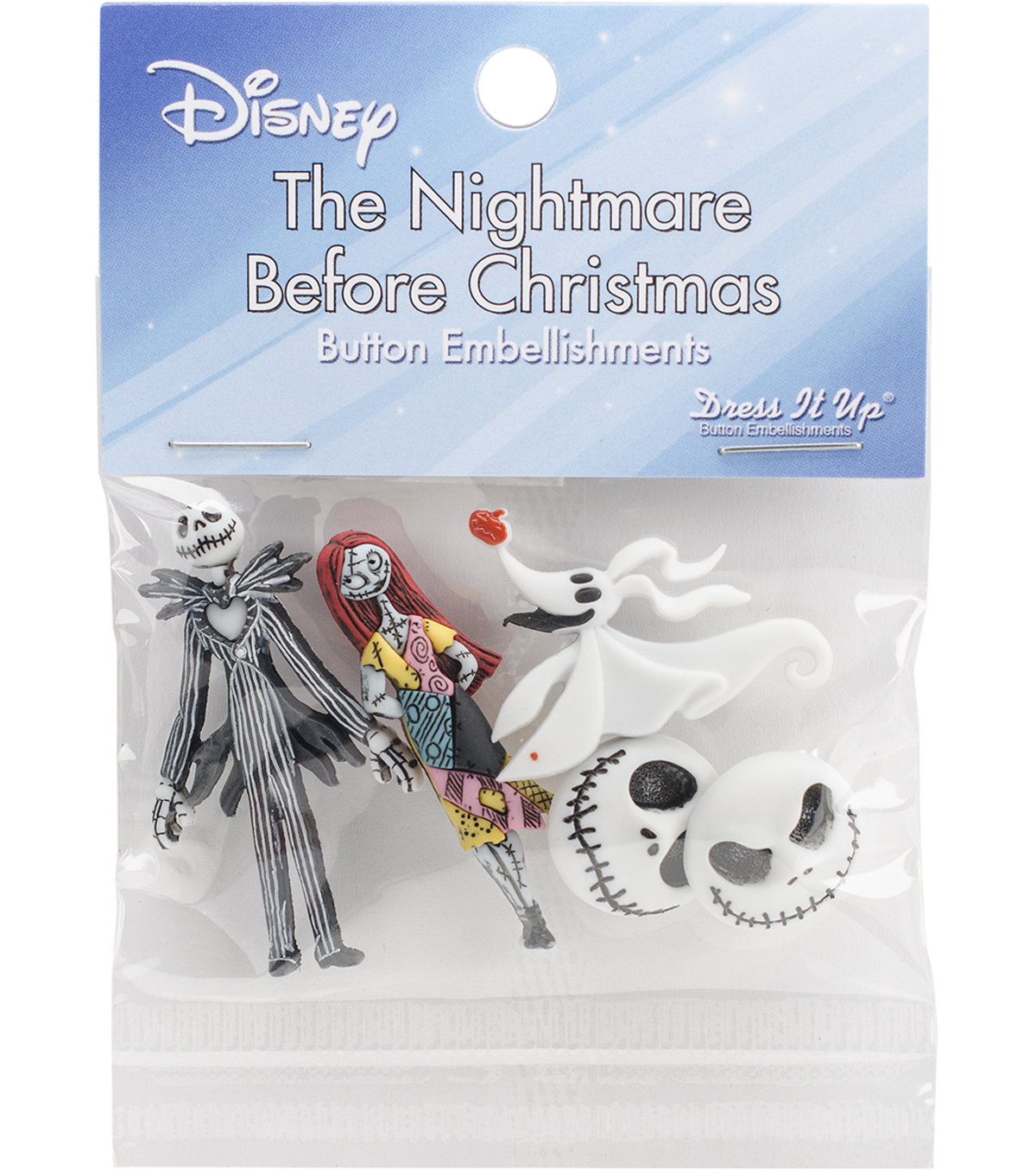 Dress It Up Embellishments-Disney The Nightmare Before Christmas | JOANN