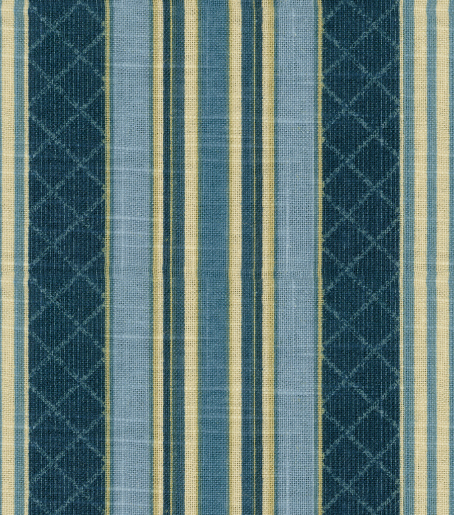 Waverly Multi Purpose Decor Fabric 55\u0022 Etienne Indigo