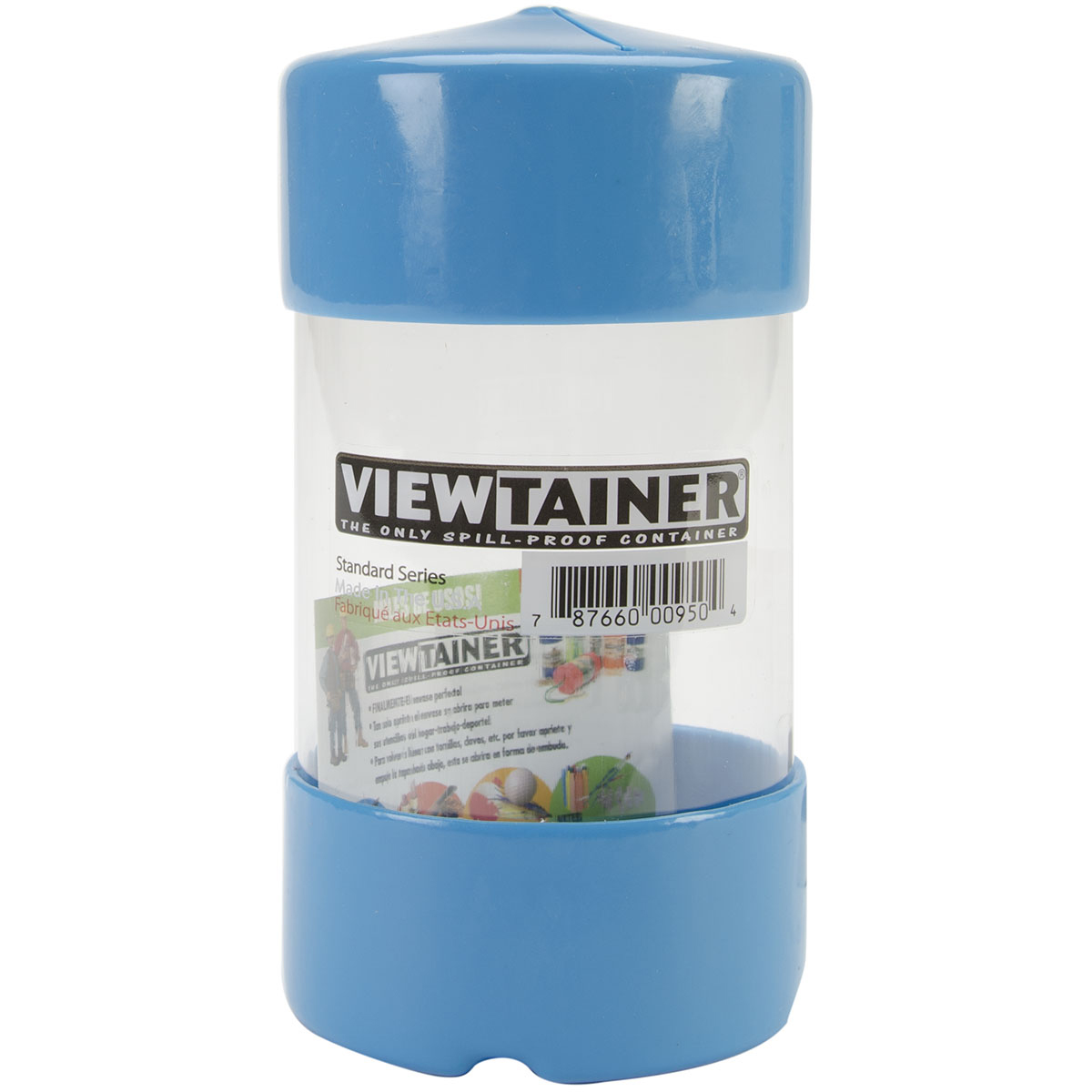 Viewtainer 2.75X5- Sky Blue