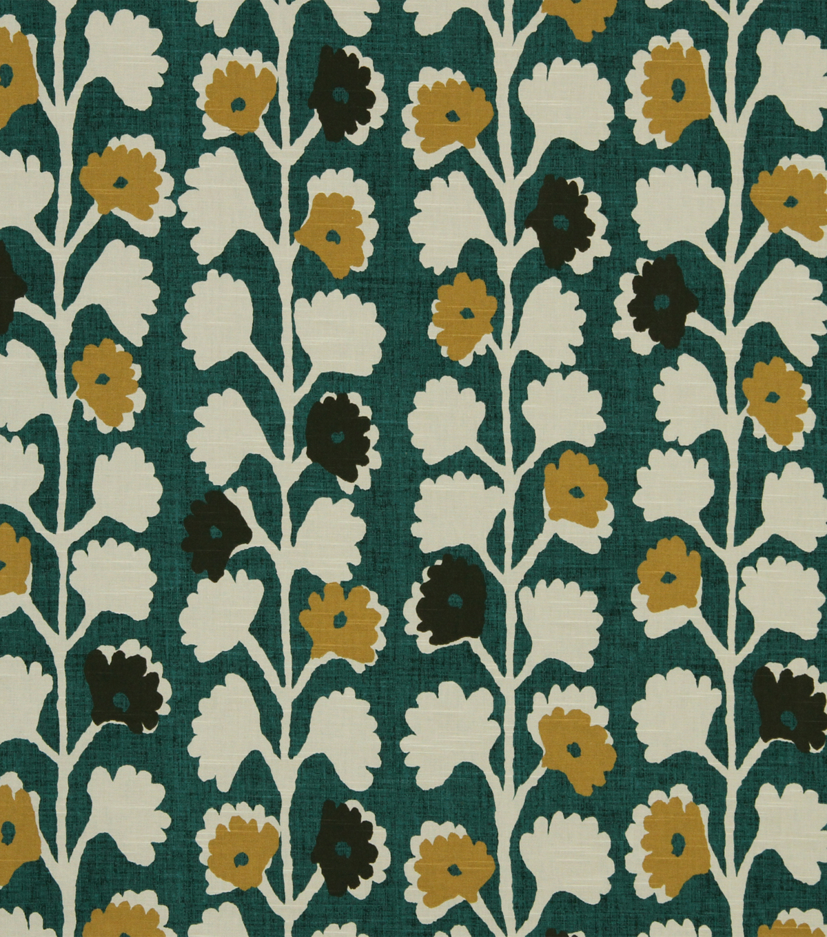 Home Decor 8\u0022x8\u0022 Fabric Swatch-Robert Allen Surreal Vines Jewel