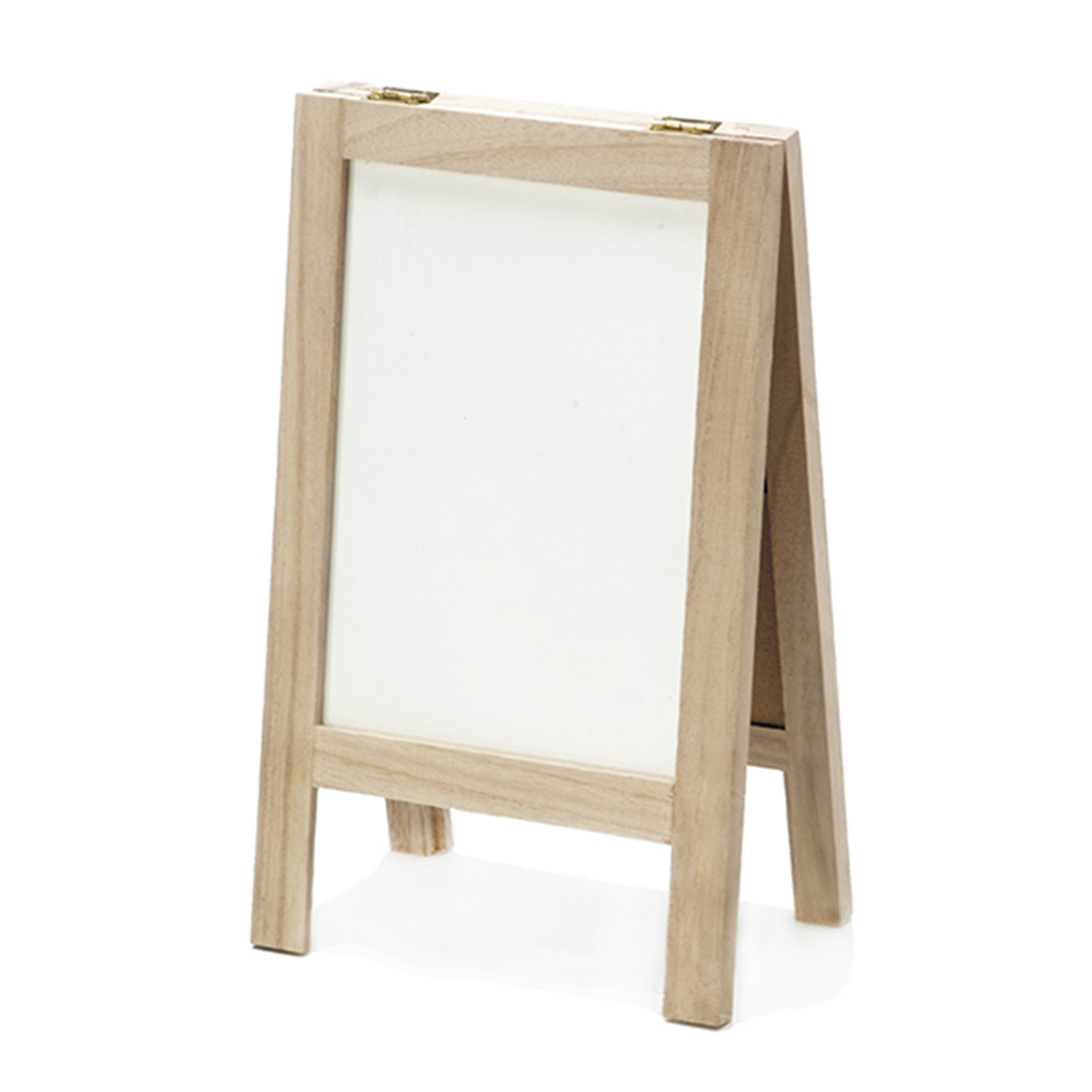 Unfinished Frame Easel Double Sided