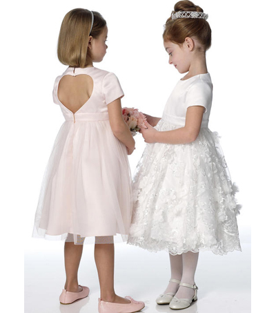 Butterick Pattern B6445 Children\u0027s/Girls\u0027 Dresses-Size 2-3-4-5