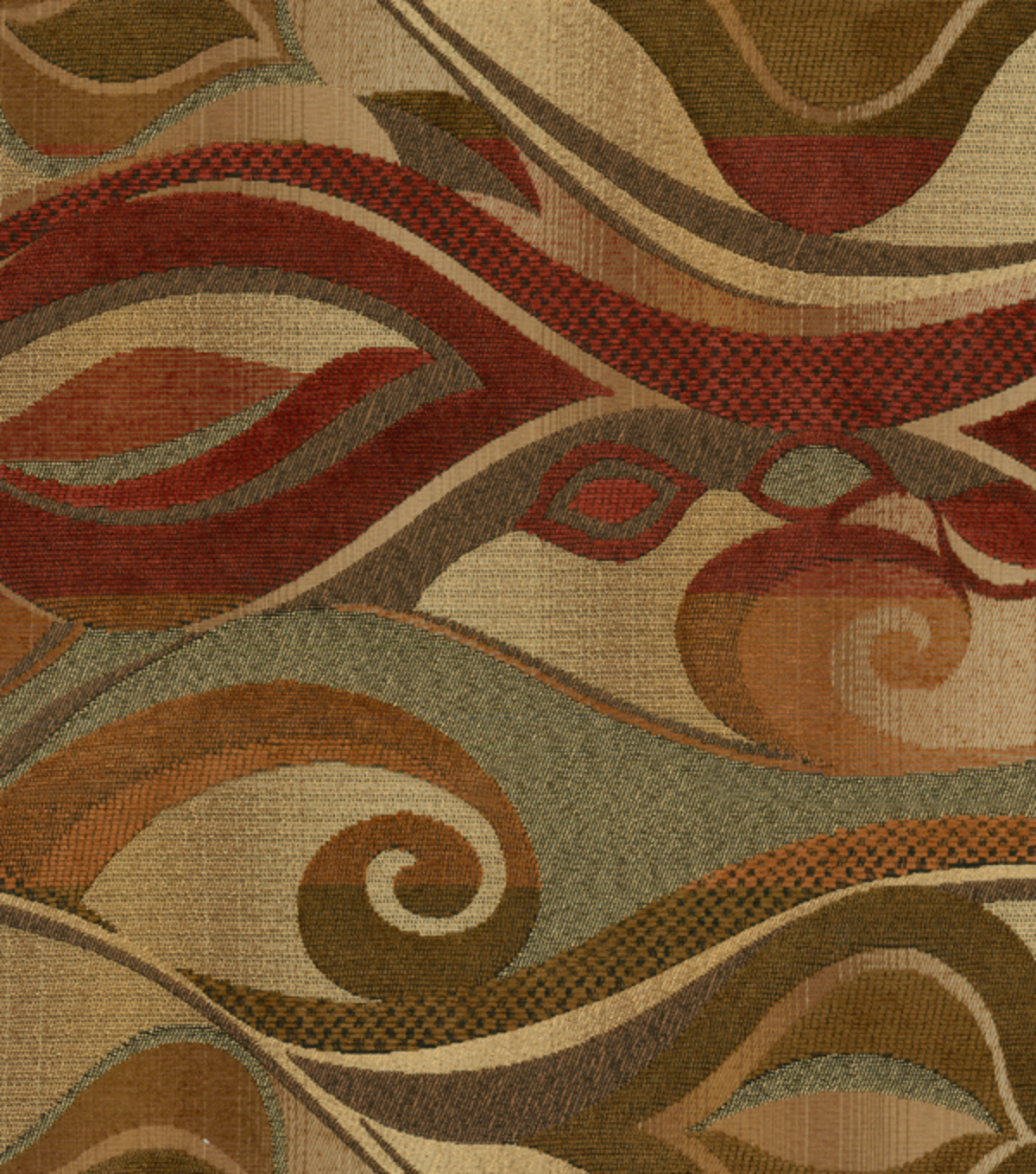 Sofa Fabric: Upholstery Fabric-Richloom Provocative Spice
