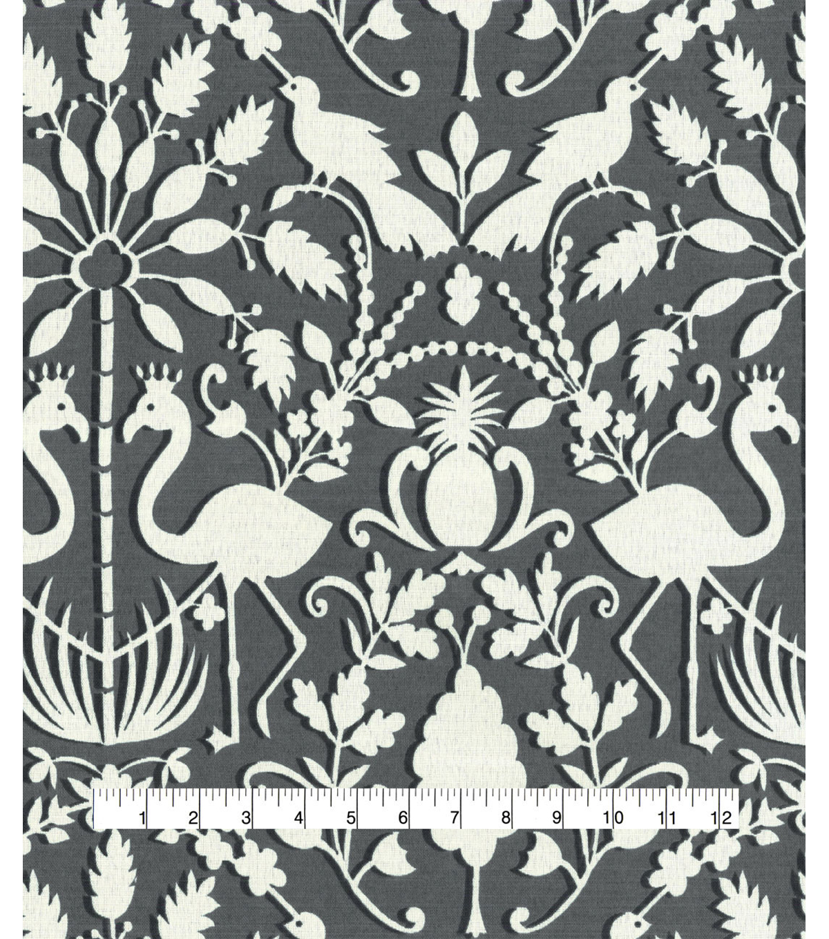 Dena Designs Outdoor Fabric 13x13\u0022 Swatch-Summer Set Licorice