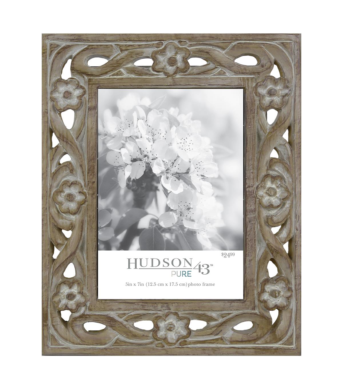 Hudson 43 Pure Wood Single Image Tabletop Frame 5\'\'x7\'\' | JOANN